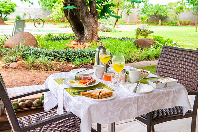 Biweda breakfasts